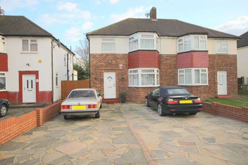 3 Bedrooms Semi Detached House for sale in Riverside Road, Sidcup
