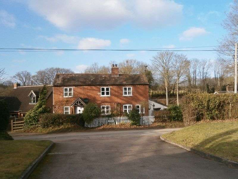 4 Bedrooms Detached House for sale in Bromsberrow Heath, Ledbury