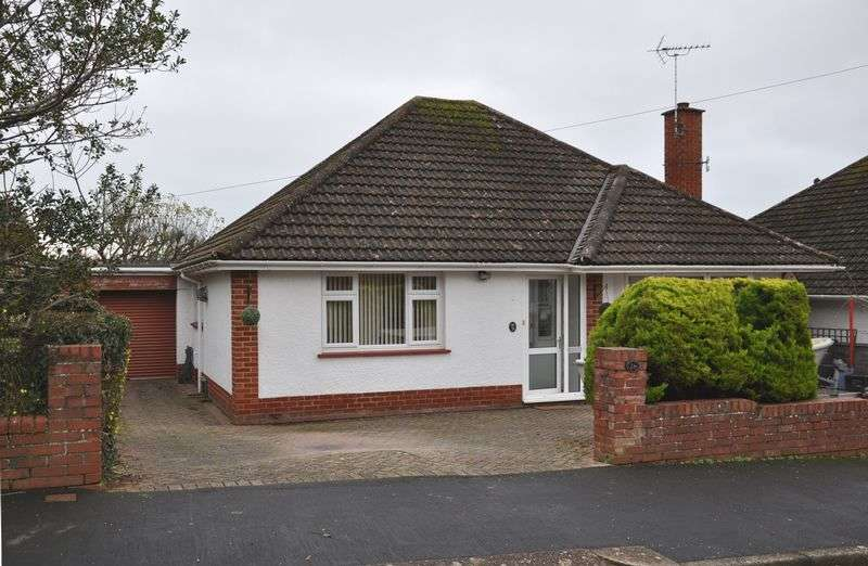 3 Bedrooms Detached Bungalow for sale in Trinfield Avenue, Exmouth