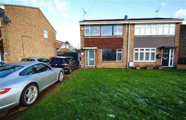 3 Bedrooms Semi Detached House for sale in Bure, East Tilbury