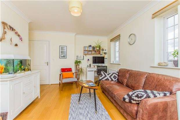 2 Bedrooms Flat for sale in Medhurst Way, Littlemore, OXFORD, OX4 4NY
