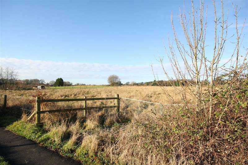 Land Commercial for sale in Land Known As Swans Field, Fareham