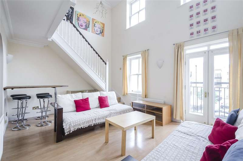 2 Bedrooms Flat for sale in Russell Lodge, 24 Spurgeon Street, London, SE1