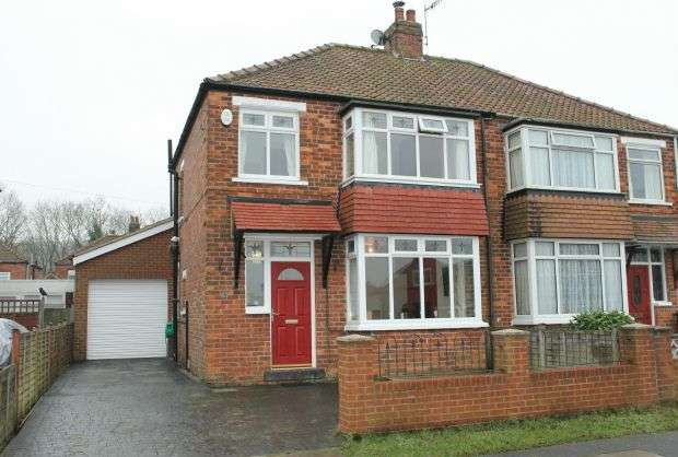 3 Bedrooms Semi Detached House for sale in Lowcross Avenue, Hutton Gate, Guisborough