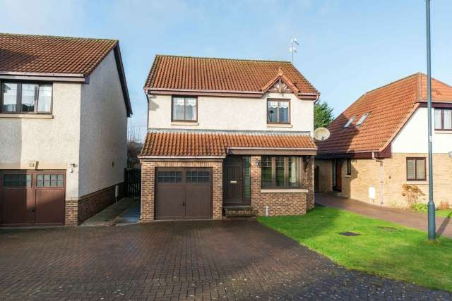 3 Bedrooms Detached House for sale in Harmony Street, Bonnyrigg, Midlothian, EH19 3NX