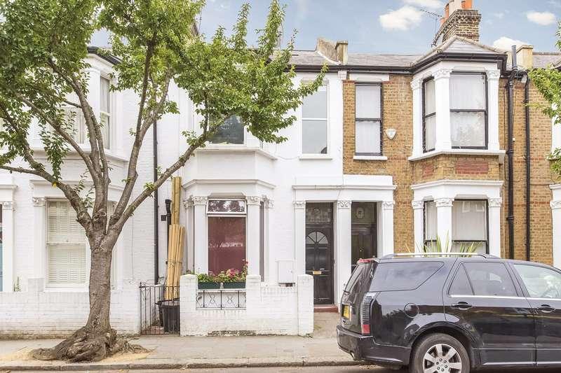 3 Bedrooms Maisonette Flat for sale in Brewster Gardens, North Kensington, London, W10