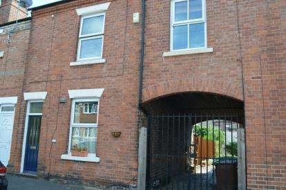 3 Bedrooms Terraced House for sale in Bernard Street, Carrington, Nottingham