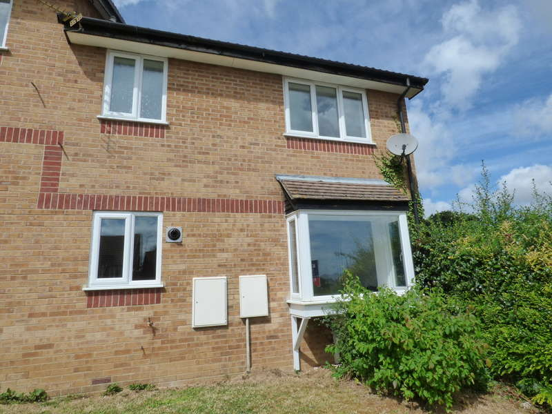 1 Bedroom End Of Terrace House for sale in Rosina Walk, Banbury