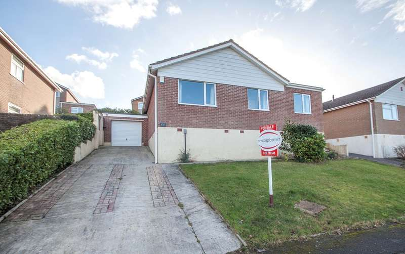 4 Bedrooms Detached Bungalow for sale in Derriford, Plymouth
