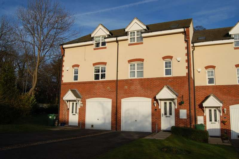 4 Bedrooms Town House for sale in Bishops Croft, Sandal, Wakefield, WF2 6GU