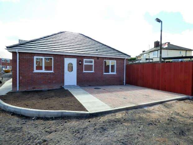 2 Bedrooms Detached Bungalow for sale in Malvern Gardens Cheviot Road, WOLVERHAMPTON