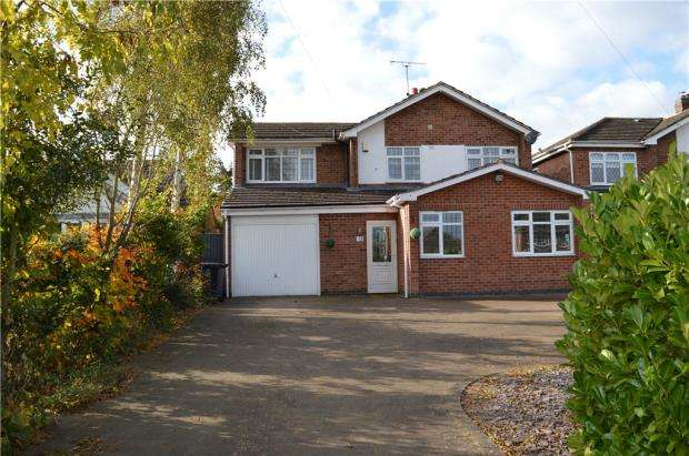 5 Bedrooms Detached House for sale in Windy Arbour, Kenilworth, Warwickshire
