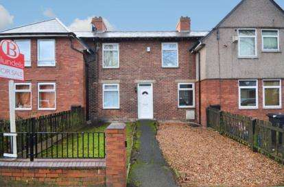 3 Bedrooms Terraced House for sale in The Oval, Sheffield, South Yorkshire