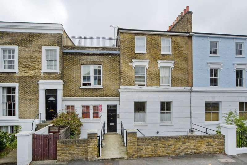 2 Bedrooms Flat for sale in De Beauvoir Road, De Beauvoir, N1
