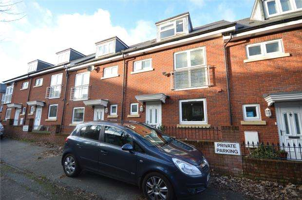 3 Bedrooms Terraced House for sale in Ladysmith Lane, Heavitree, Exeter, Devon