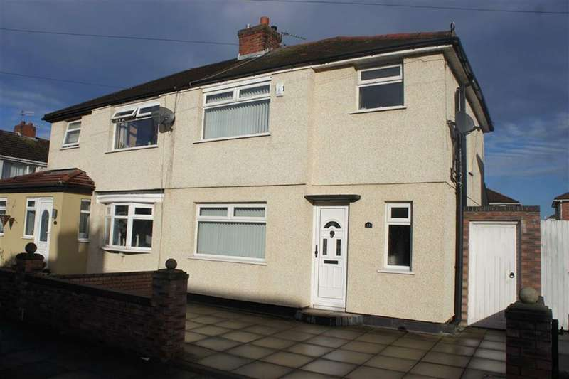 3 Bedrooms Property for sale in Dover Road, Maghull