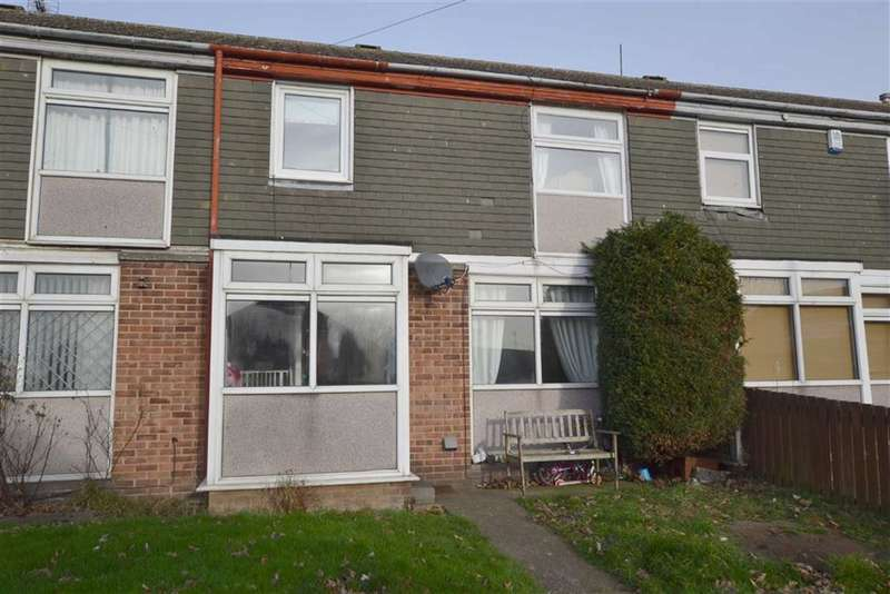 3 Bedrooms Property for sale in Rosedale Walk, Bridlington, YO16
