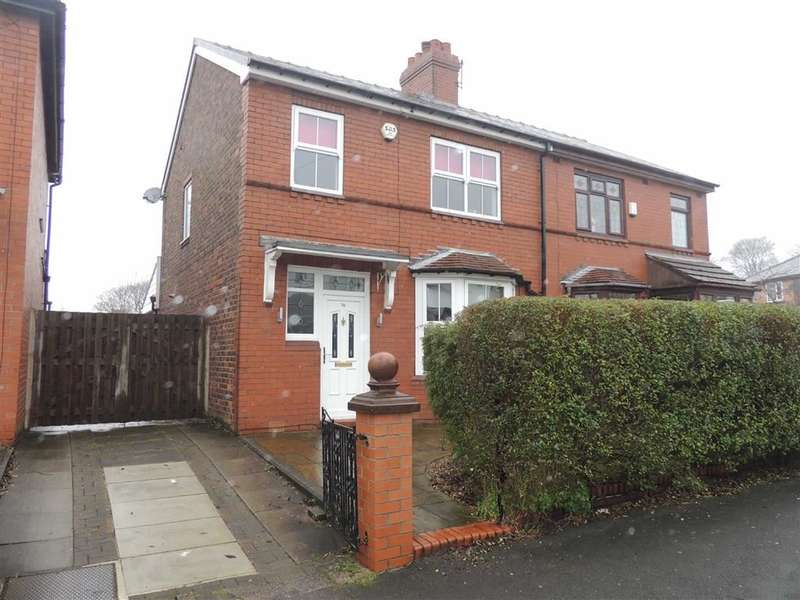 3 Bedrooms Property for sale in Heys Road, ASHTON-UNDER-LYNE