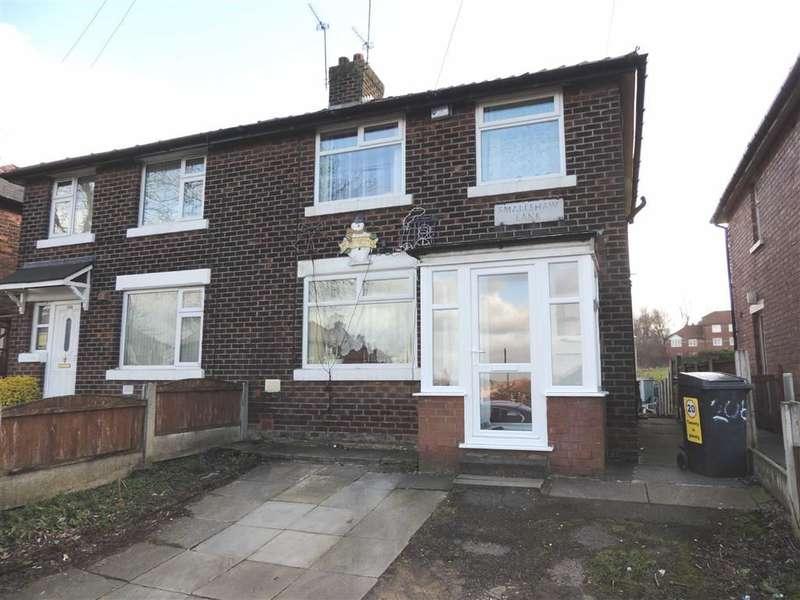 3 Bedrooms Property for sale in Smallshaw Lane, ASHTON-UNDER- LYNE