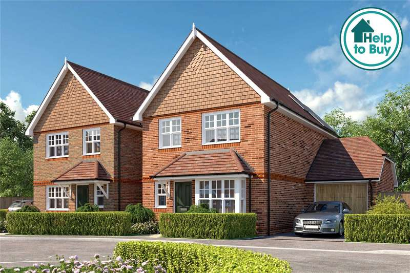 3 Bedrooms Detached House for sale in Atte Lane, Warfield, Berkshire, RG42