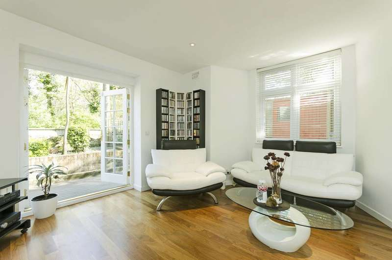 2 Bedrooms Flat for sale in East Heath Road, Hampstead, NW3
