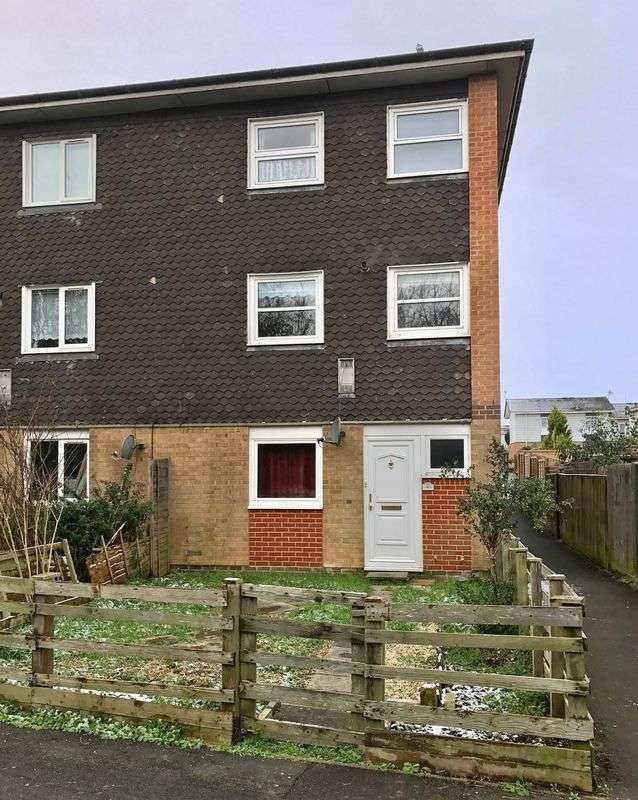 3 Bedrooms Terraced House for sale in Selby Walk, Popley