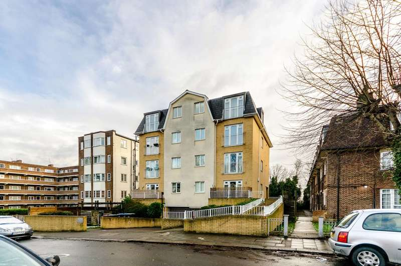 2 Bedrooms Flat for sale in Anerley Park, Penge, SE20