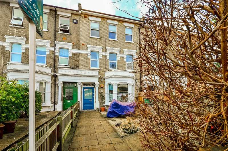 1 Bedroom Flat for sale in Turle Road, Stroud Green, N4