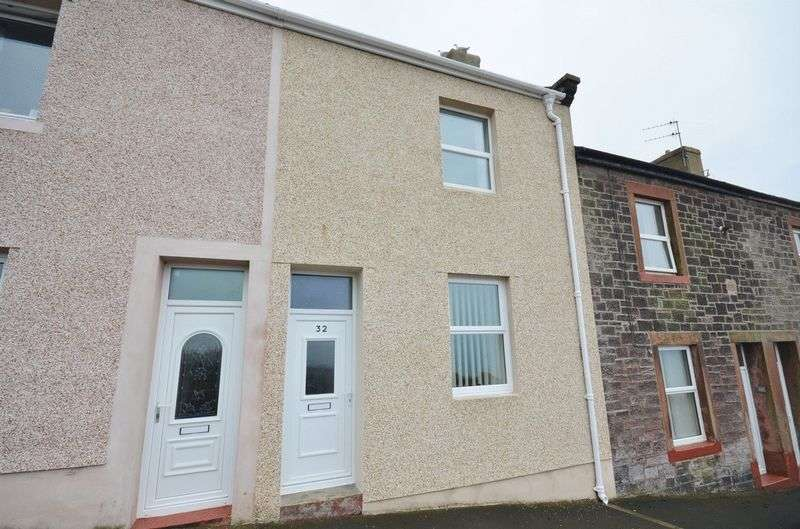 2 Bedrooms Terraced House for sale in North Row, Whitehaven