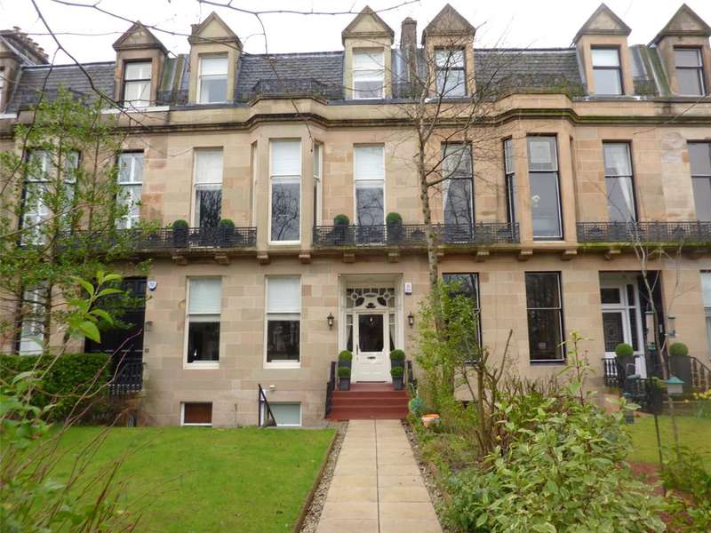 2 Bedrooms Flat for rent in Beaconsfield Road, West End, Glasgow