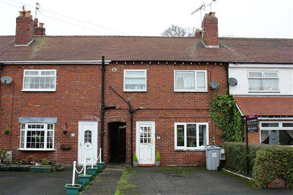 3 Bedrooms Terraced House for sale in Rowan Way, Macclesfield