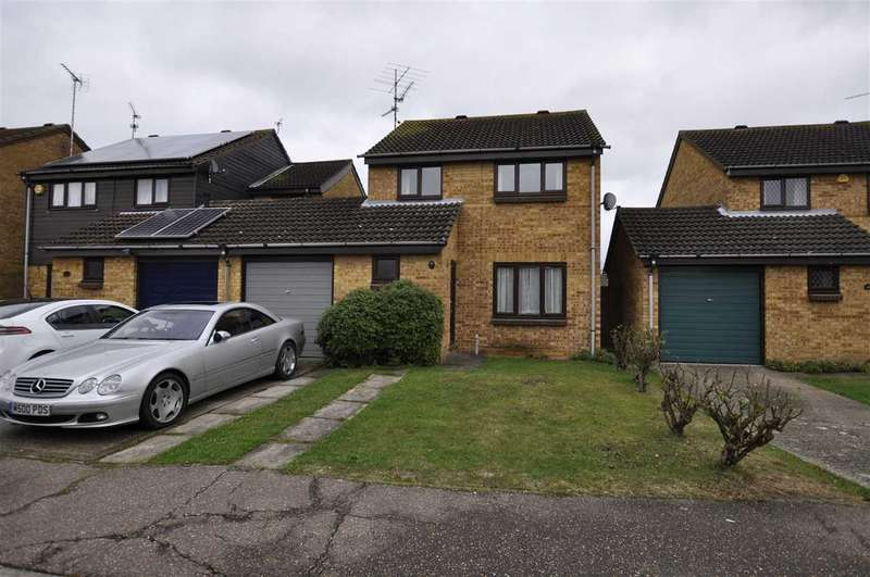 3 Bedrooms Link Detached House for sale in Beardsley Drive, Chelmsford