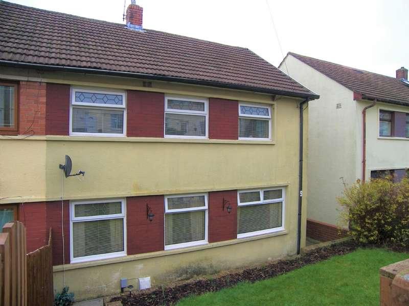 3 Bedrooms Semi Detached House for sale in Bryn Nedd, Cimla, Neath
