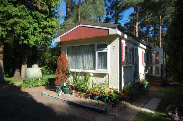 1 Bedroom Detached House for sale in Lone Pine Park, Ferndown, Dorset, BH22