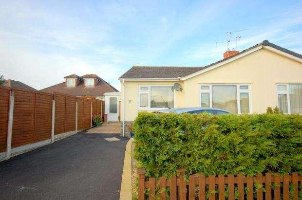 2 Bedrooms Semi Detached Bungalow for sale in Colehill, Wimborne, Dorset, BH21