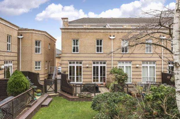 4 Bedrooms End Of Terrace House for sale in Branksome Park, Poole, Dorset, BH13