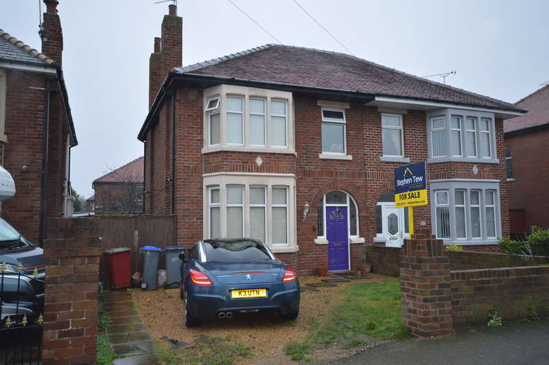 3 Bedrooms Semi Detached House for sale in St. Lukes Road, South Shore