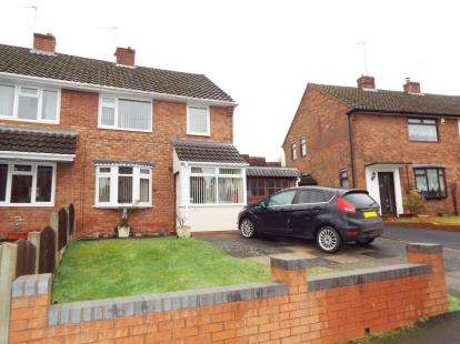 2 Bedrooms Semi Detached House for sale in Charles Road, Brierley Hill, West Midlands