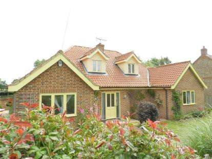 4 Bedrooms Bungalow for sale in Horningtoft, Dereham, Norfolk