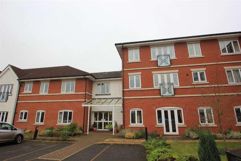 1 Bedroom Retirement Property for sale in Gressland Court, Grange Farm, Kesgrave, Ipswich