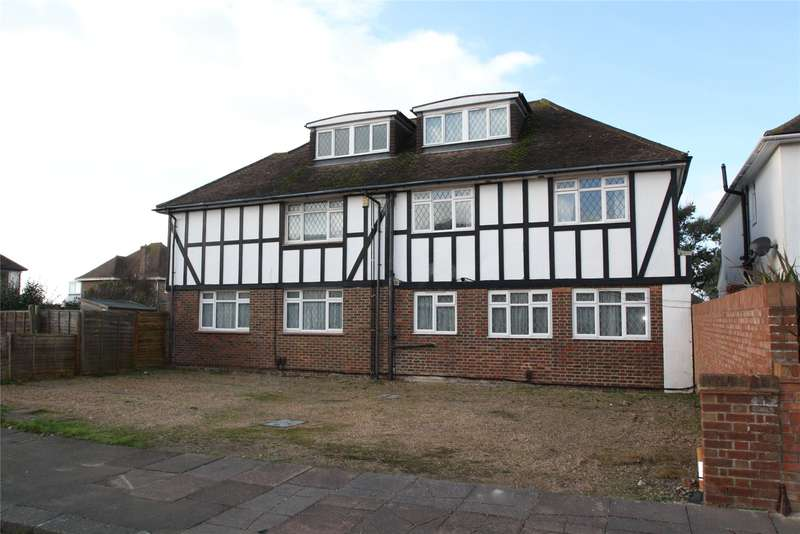 1 Bedroom Apartment Flat for sale in Anscombe Close, Worthing, West Sussex, BN11