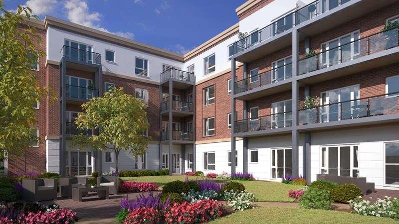 1 Bedroom Retirement Property for sale in Recreation Road, Bromsgrove