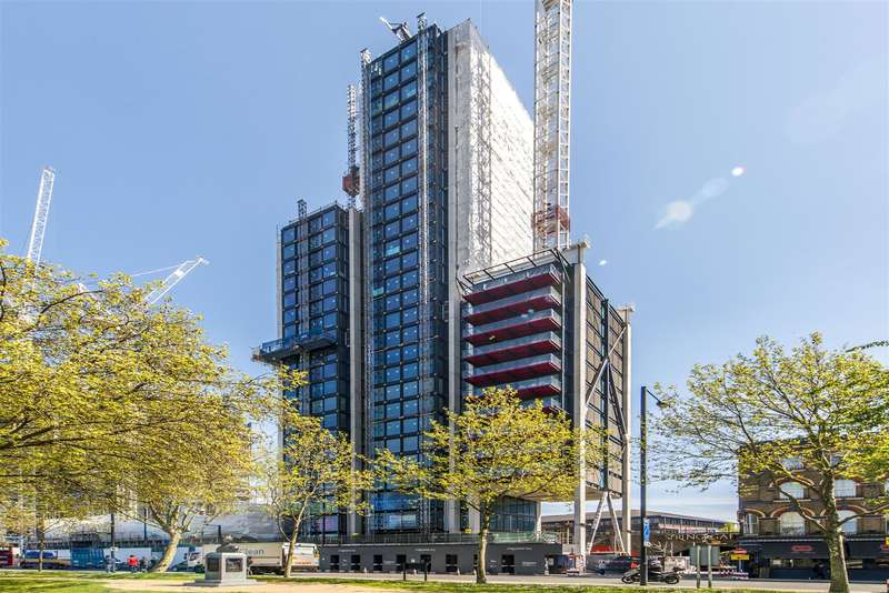 2 Bedrooms Flat for sale in Merano Residences, 30-34 Albert Embankment, Nine Elms