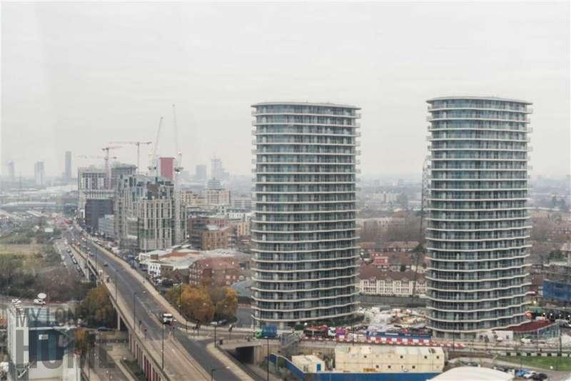 1 Bedroom Property for sale in Hoola, Royal Docks, London, E16