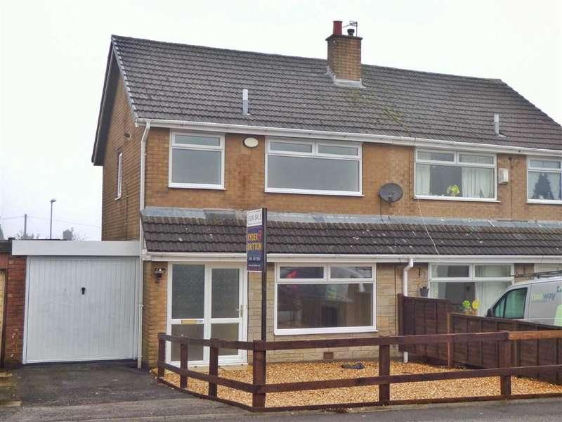 3 Bedrooms Property for sale in Haven Lane, Moorside, OLDHAM, Lancashire, OL4