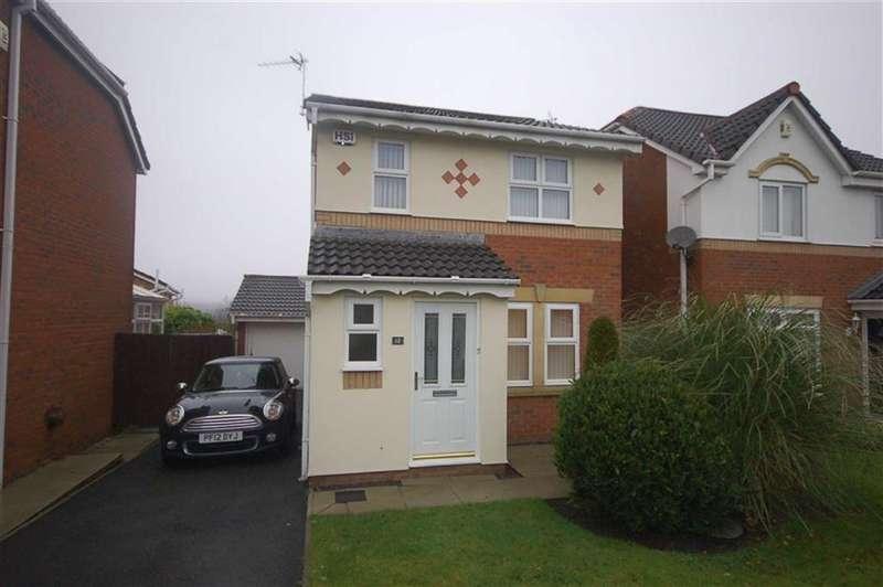 2 Bedrooms Property for sale in Delphinium Way, Blackburn