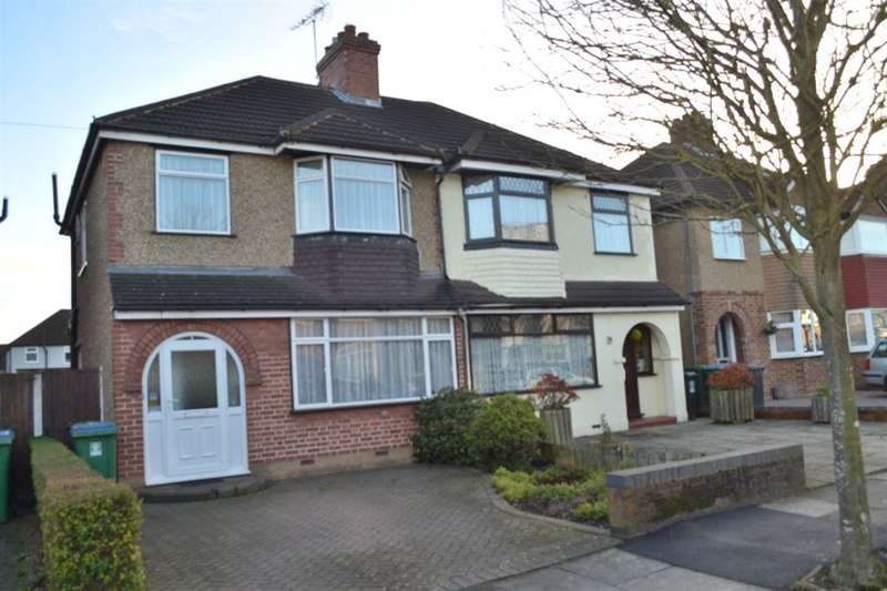 3 Bedrooms Semi Detached House for sale in Kingswood Road, Watford, Herts