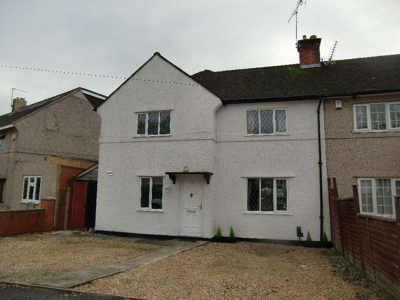 4 Bedrooms Semi Detached House for sale in Woodside, Watford, Herts