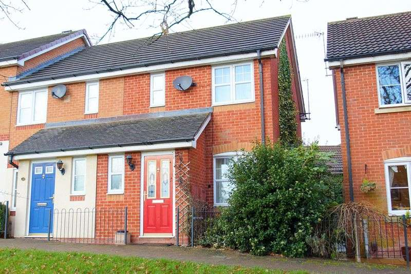 2 Bedrooms Terraced House for sale in Wheelers Lane, Brockhill, Redditch, B97