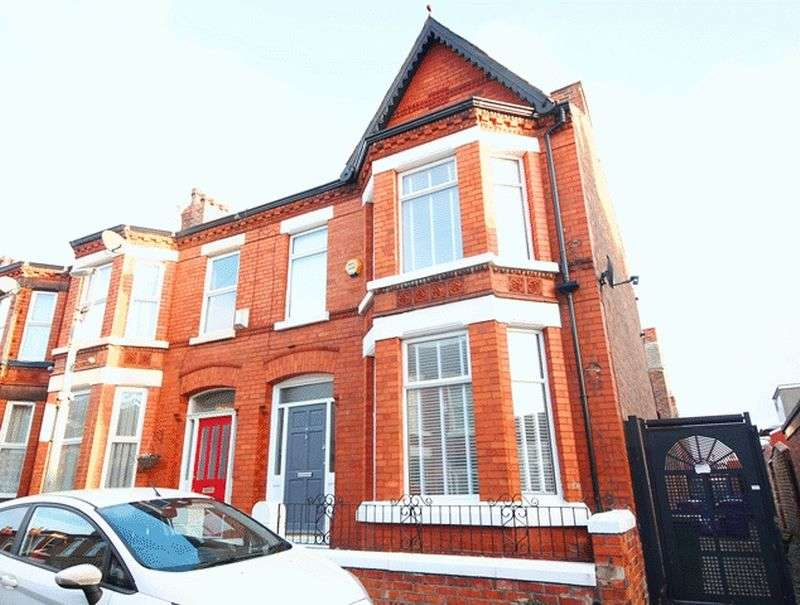 3 Bedrooms Terraced House for sale in Cassville Road, Mossley Hill, Liverpool, L18